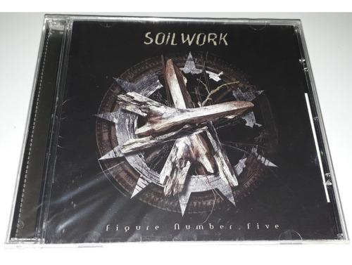 soilwork - figure number five(cd lacrado)