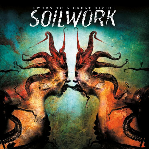 soilwork - sworn to a great divide (2007) cd + dvd