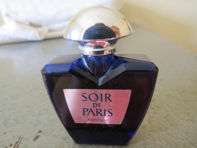 Soir De Paris Bourjois Parfum Miniatura Perfume Importa 15ml R 99