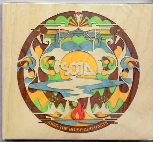 soja amid the noise and haste cd lacrado original