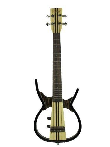 sojing ukll-ax1 tenor ukulele eléctrico silenci envío gratis