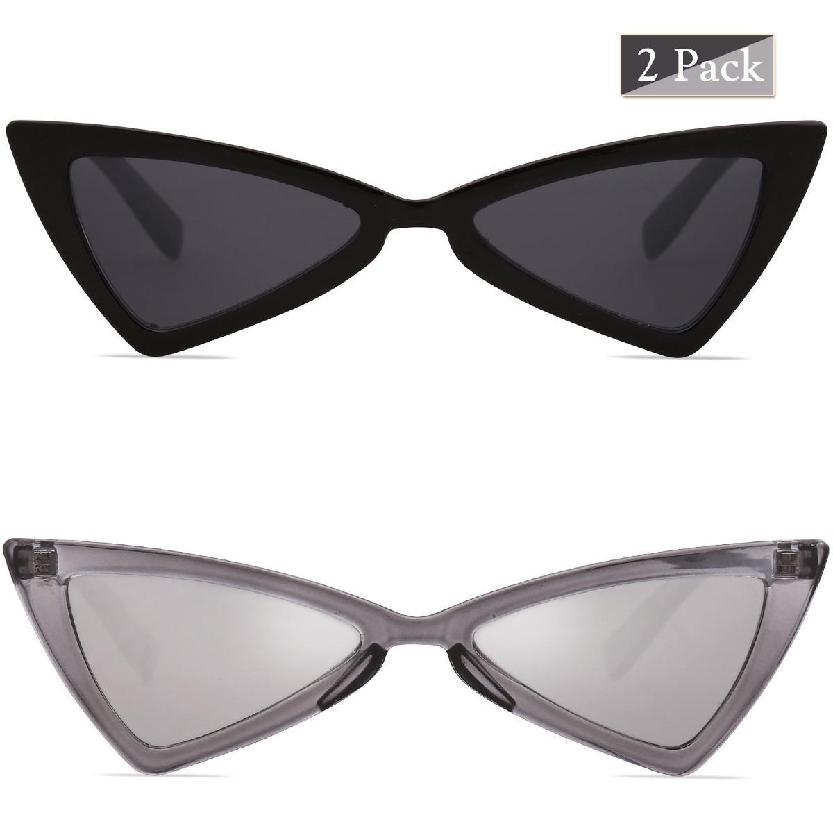 312338f67e sojos gafas de sol pequeña cateye para mujer hombre gafas. Cargando zoom.