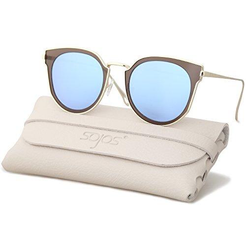 21acf4abfb Sojos Gafas De Sol Polarizadas De Moda Para Mujer Lente Con ...