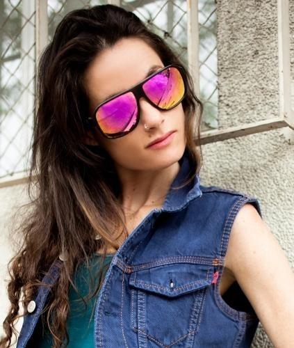 Oculos De Sol Absurda Calixto - Diversas Cores- Original - R  149,90 ... 84a9ac3ea2