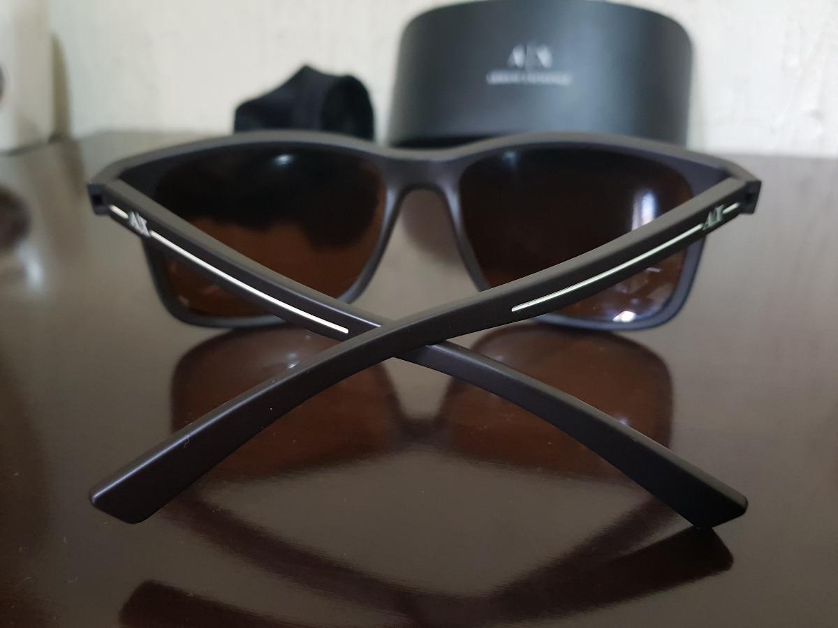 906534e34e756 Oculos De Sol - Armani Exchange - Marron - Masculino - R  299,00 em ...