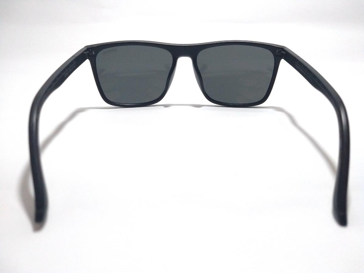 f59f26f79 Óculos De Sol Preto Empório Armani Ea 5012 56 - R$ 189,90 em Mercado ...