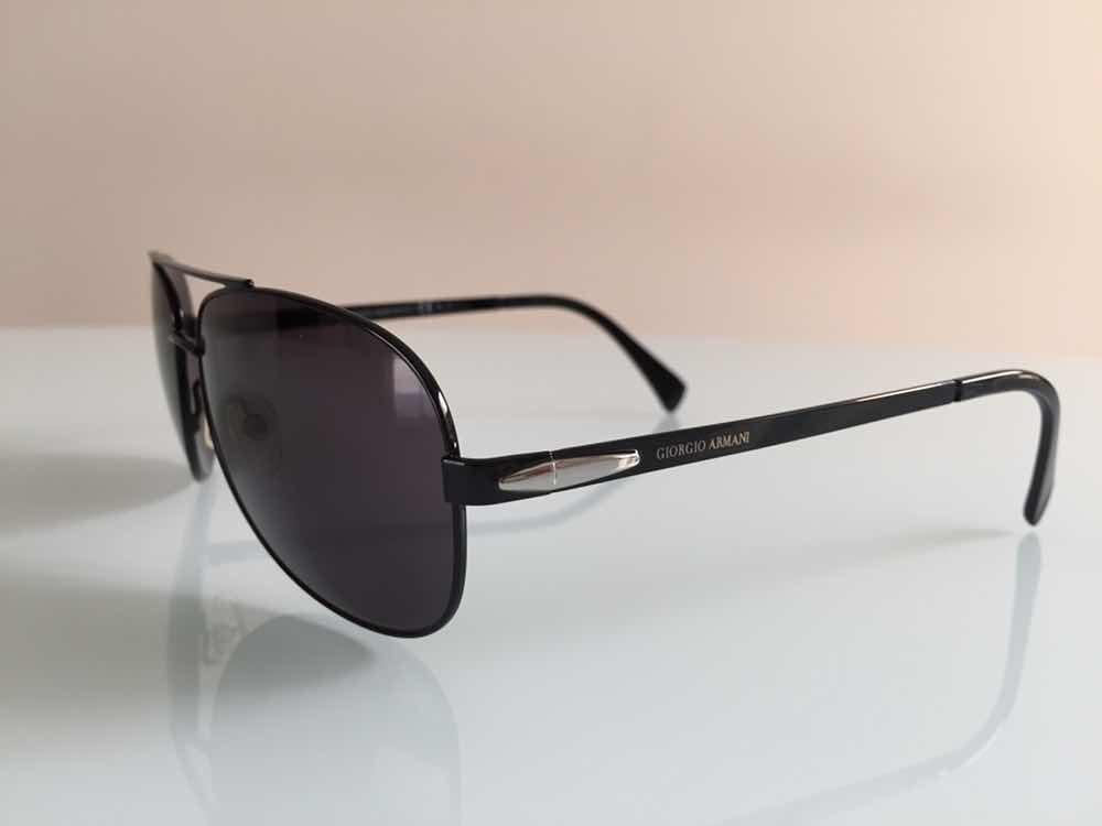 Óculos De Sol Giorgio Armani Original Estilo Aviator - R  599,99 em Mercado  Livre a66245a207