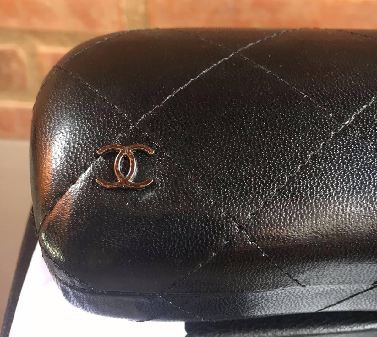 Oculos De Sol Feminino Chanel Original Redondo Frete Grátis - R  389 ... cb7f9ad69e