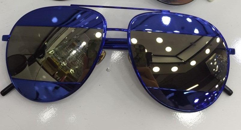 Carregando zoom... oculos de sol dior split roxo paris luxo acessível  riqueza 8fab3a349b