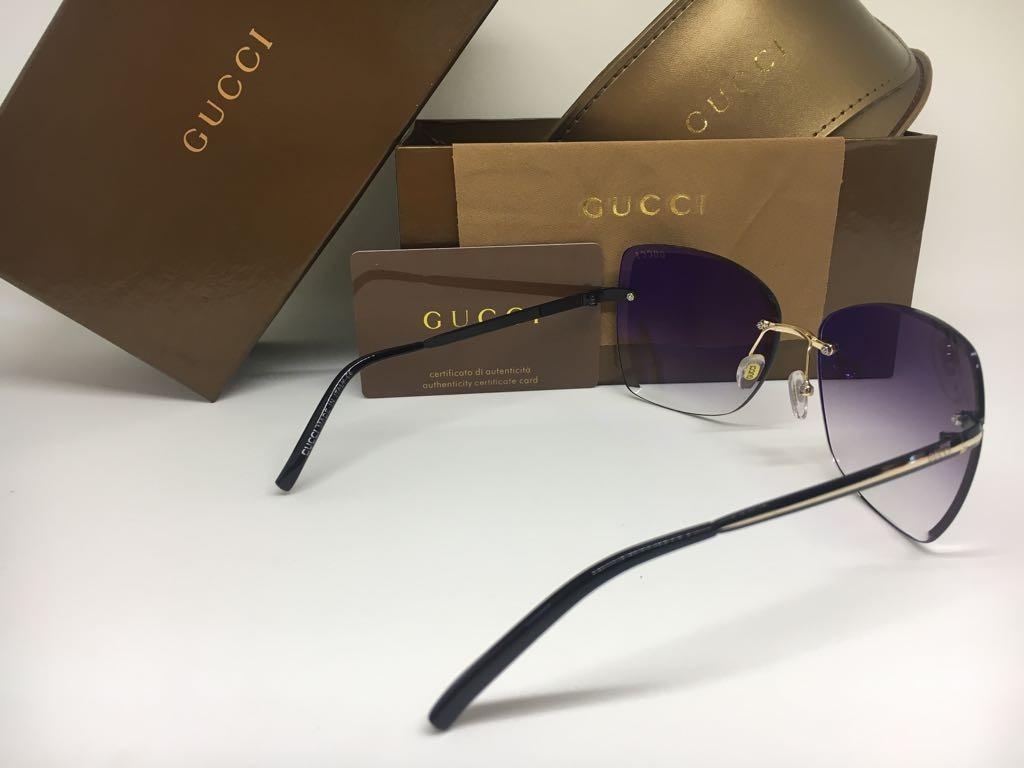 9067826c5d739 Carregando zoom... oculos de sol feminino gucci original quadrado frete  grátis