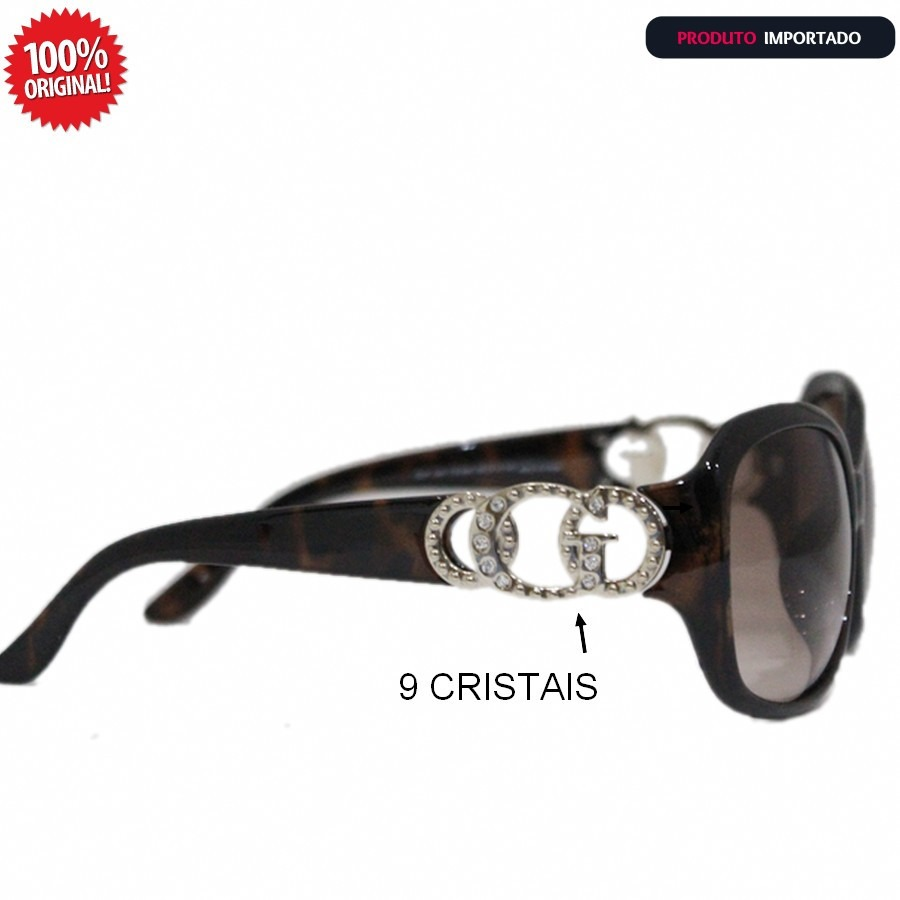 Oculos De Sol Guess Feminino Original Importado Com Caixa - R  269 ... e745de626e