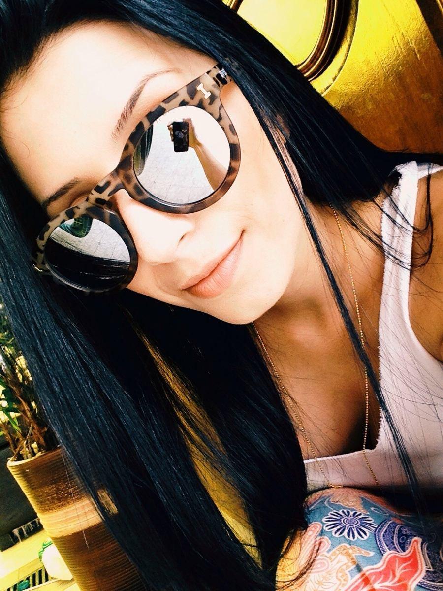 1c77d103a74af Óculos De Sol Feminino Illesteva Espelhado - Vários Modelos - R  69 ...