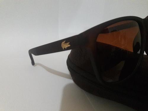 01ce39eeb1469 sol lacoste óculos. Carregando zoom... óculos escuro de sol lacoste última  unidade 75% off só hoje!