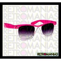 Lentes Retro Anteojos Jack Sol Vintage Gafas Transparentes
