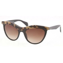 Gafas Prada Pr06ps Sunglasses Top Medio La Habana / Brown,