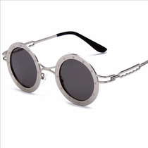 Lentes Steampunk Metal Mechanical. Marco 100% Metal.
