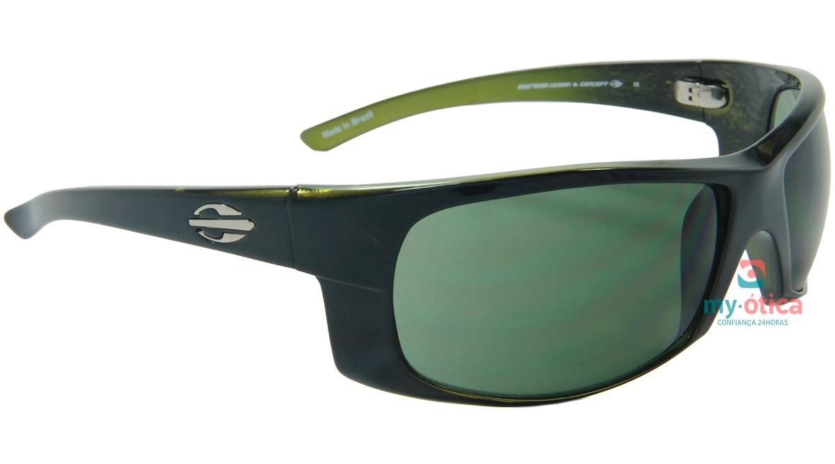 fe9e158afe163 Carregando zoom... óculos de sol mormaii acqua verde e preto original com  nfe