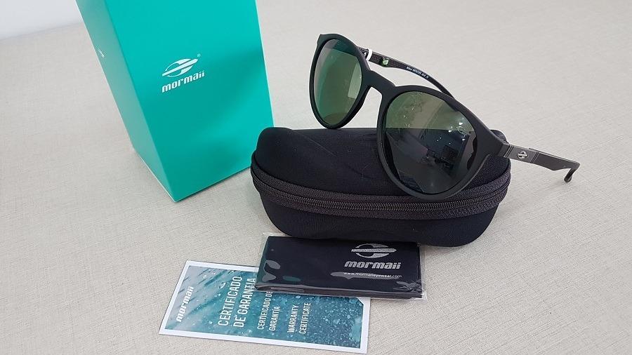 20de0679ffe84 Carregando zoom... óculos de sol mormaii maui redondo m0035 a14 71 original