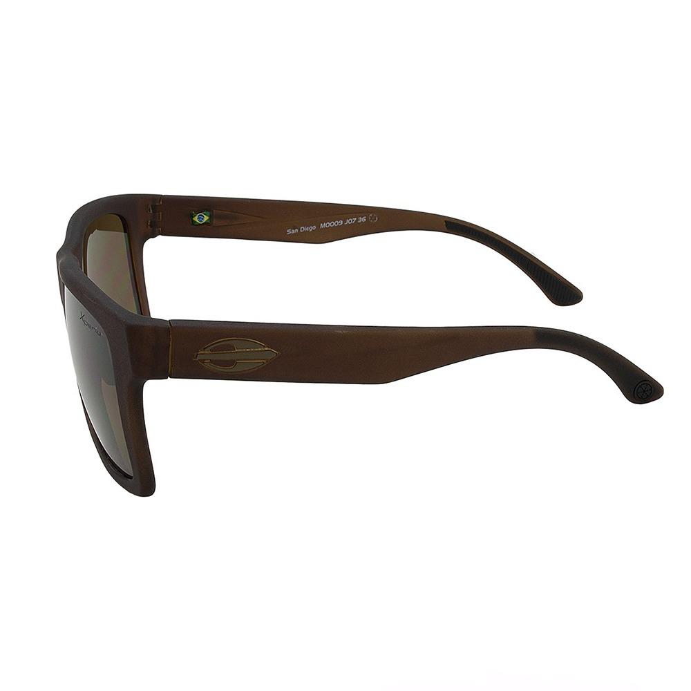 6660cb07f2d28 Oculos Sol Polarizado Mormaii San Diego Original Marrom - R  317,00 ...