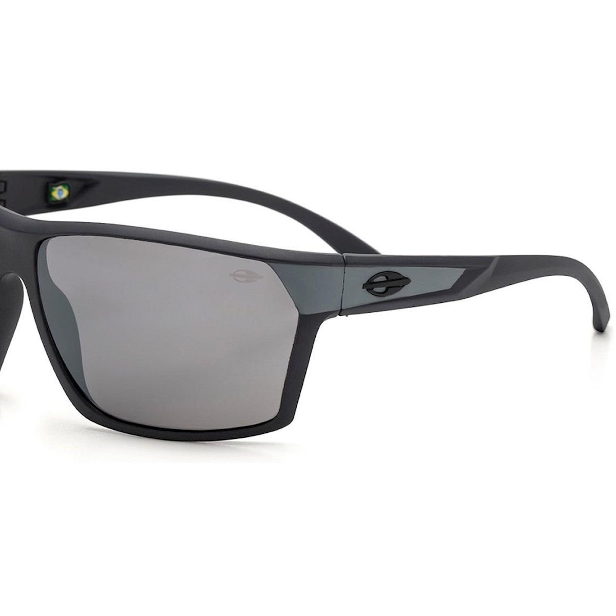 aed9c85647533 Óculos De Sol Mormaii Storm Fosco - Original - R  249