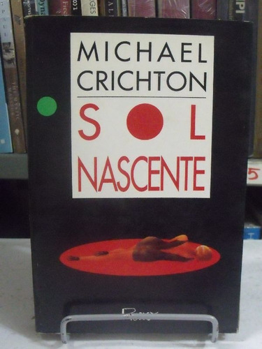 sol nascente - michael crichton