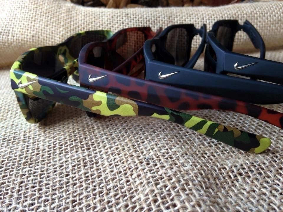 Óculos De Sol Nike Camuflado Unissex Espelhado - R  119,90 em ... 5e7b932e29