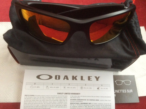 sol oakley lentes para
