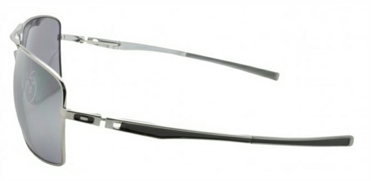 1caf7d2af8ca4 Óculos De Sol Oakley Plaintiff Squared Polarizado Oo4063-03 - R  450 ...