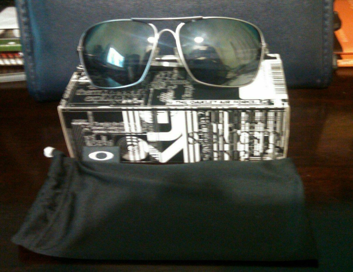 b645d2703c72e Carregando zoom... óculos de sol oakley plaintiff squared polarizado oo4063- 03