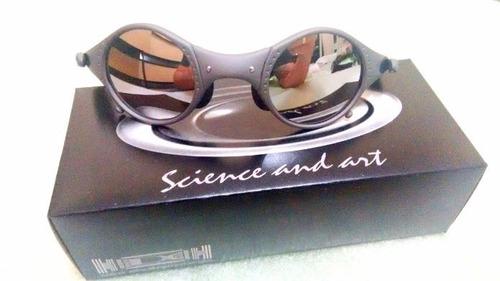 09063bc04af1c Oculos De Sol Oakley Mars Cinza Espelhada Barato - R  99