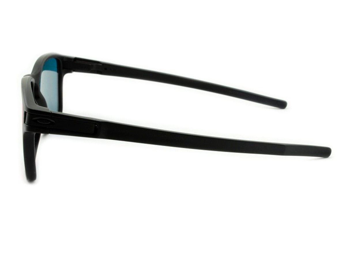 Óculos De Sol Oakley Latch Sq Oo9353-03 Original - R  399,00 em ... a3b058f276
