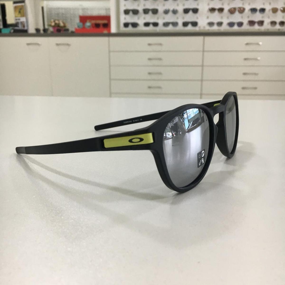 d066aa6ecc600 Carregando zoom... óculos de sol oakley latch oo9265 valentino rossi -  original