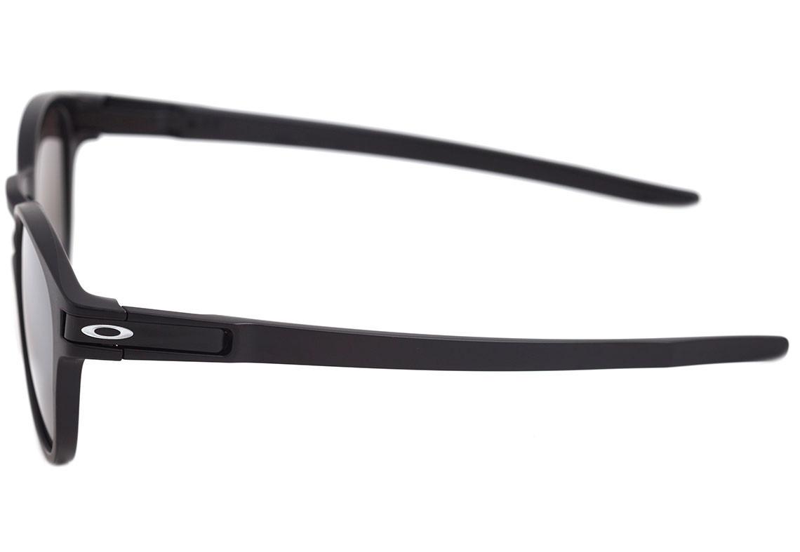 c3f7d1ae12fd6 Óculos De Sol Oakley Latch Preto Polarizado Frete Grátis - R  129