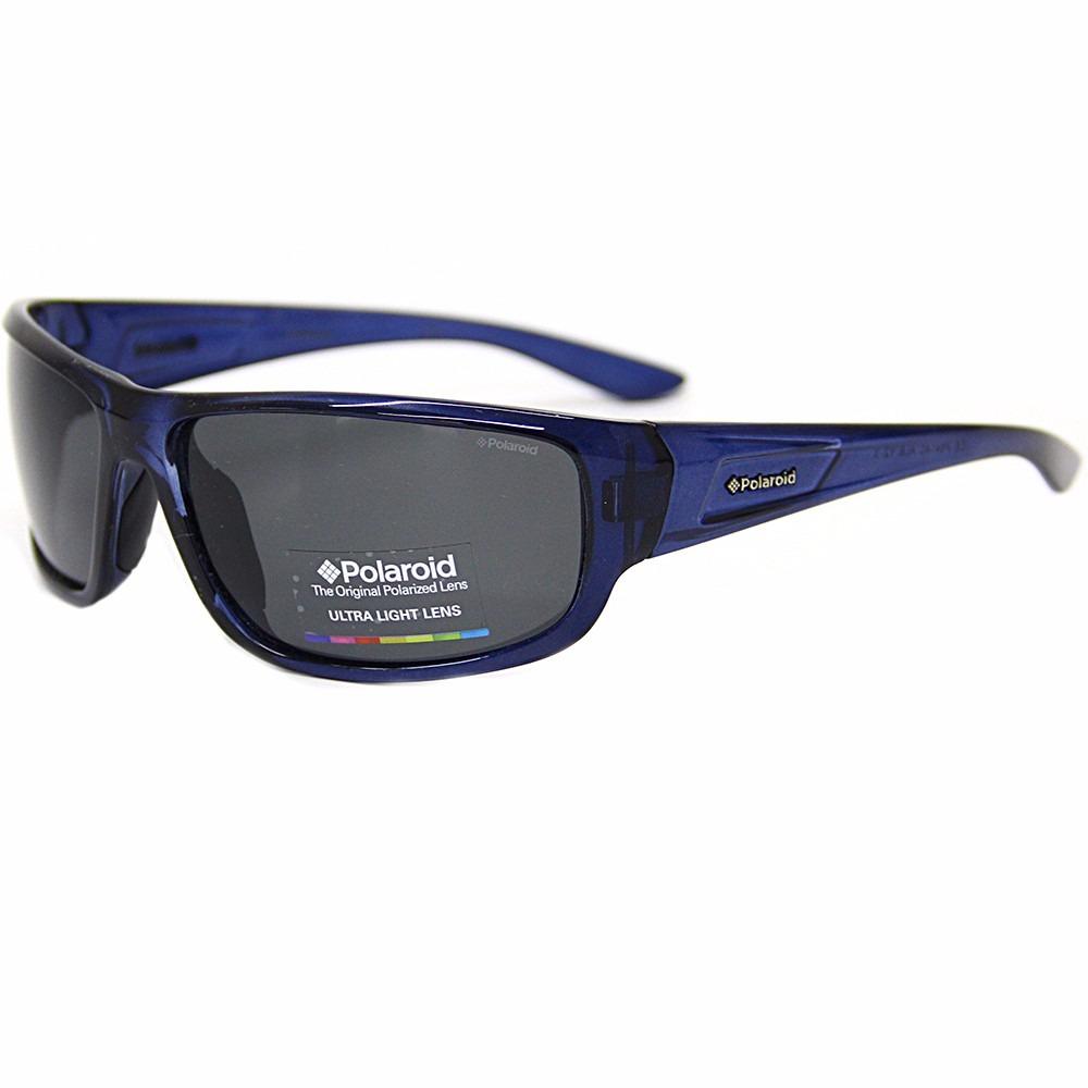 b90126a615b3a Óculos De Sol Polaroid 8414 Masculino Polarizado - R  209