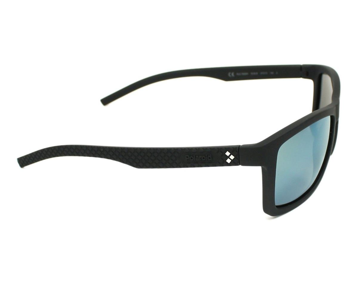b8b0d9bbf Óculos De Sol Polaroid Masculino Pld 7009/n Dl5lm - R$ 159,00 em ...