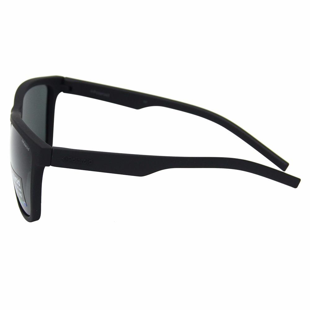 8cfef2332e221 Óculos Sol Masculino Polaroid 6014 - R  194