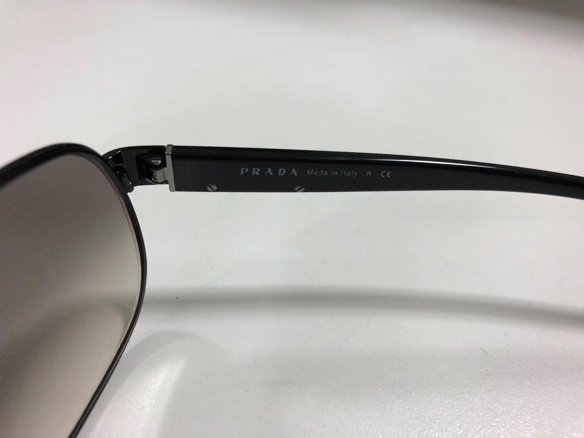 66b3bf63df620 Óculos De Sol Prada Original Com Caixa E Case De Proteção - R  400 ...