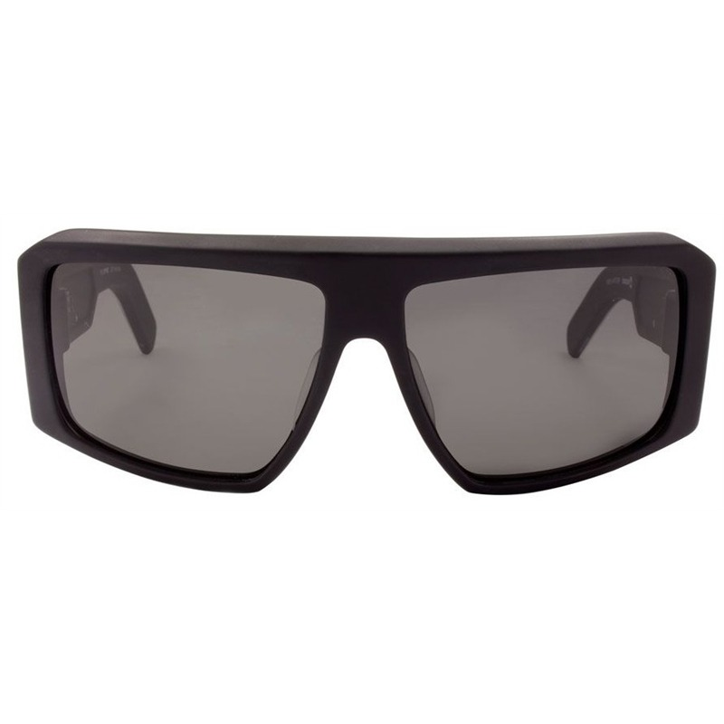 aabf208b8b0f6 Óculos De Sol Quiksilver The Empire Matt Black Artwork Grey - R  249 ...