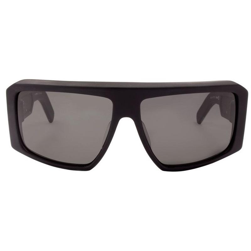 Óculos De Sol Quiksilver The Empire Matt Black Artwork Grey - R  249 ... 12b5187c21