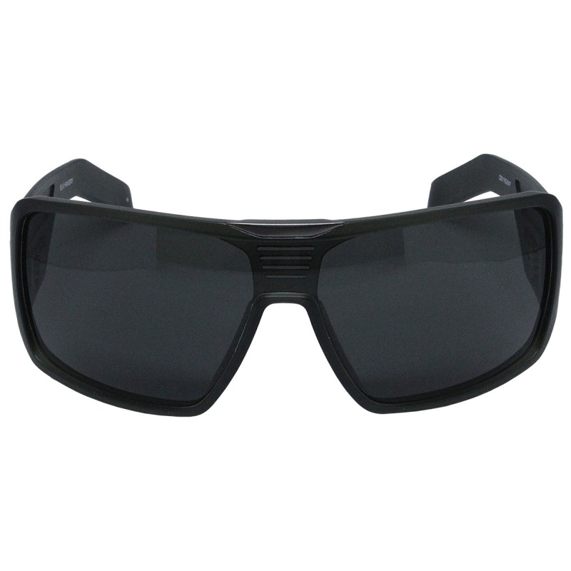 8dc487b6e46cc Óculos De Sol Quiksilver Mackin Black Grey - R  189
