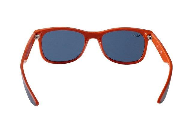 9001e1524f4ad Óculos De Sol Ray-ban Infantil Rj 9052s 178 80 - R  249,00 em ...