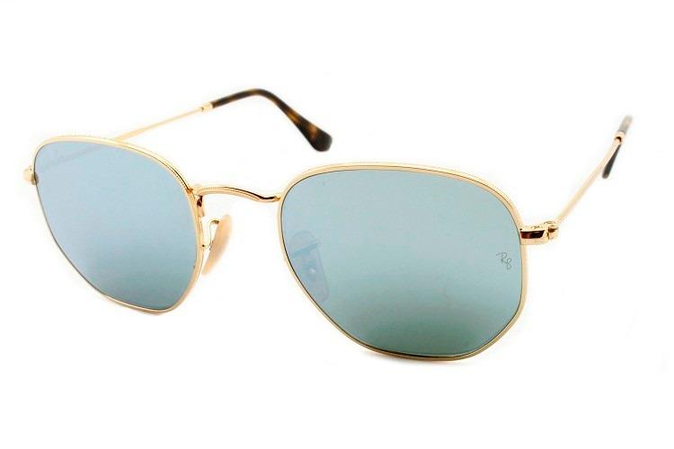 óculos de sol ray-ban hexagonal rb 3548 n 001 30 54 original · óculos sol  ray-ban · sol ray-ban óculos d4a4680d14