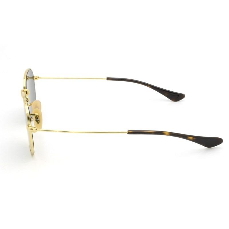 17ac5c56d652a Óculos De Sol Ray-ban Infantil Rj9541sn 223 71 - R  289,00 em ...