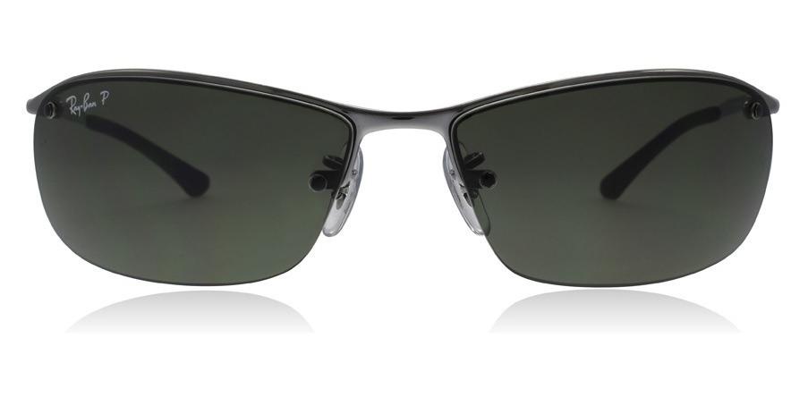 7d58b8d4c2fae Óculos Sol Ray-ban Rb3542 Rb3183 Top Bar Polarizado Original - R ...
