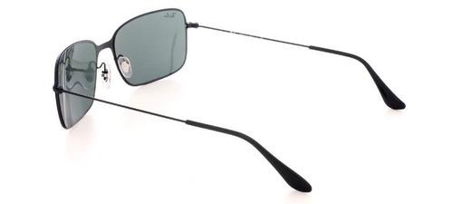 051e544af6c35 Óculos De Sol Ray-ban Highstreet Rb 3514 Verde E Preto 58 - R  447 ...