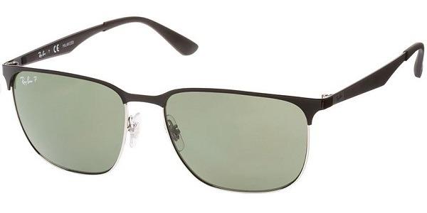 0044d0a30c233 sol ray-ban oculos · oculos de sol ray-ban 3569 9004 polarizado quadrado