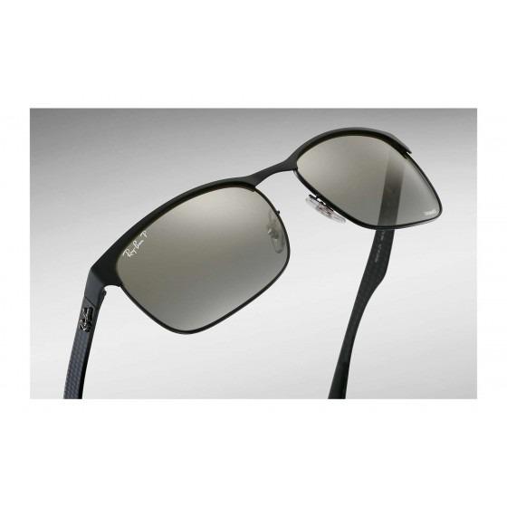 e585941459619 ... rb8319ch 186 5j preto - refinado · óculos sol ray-ban · sol ray-ban  óculos