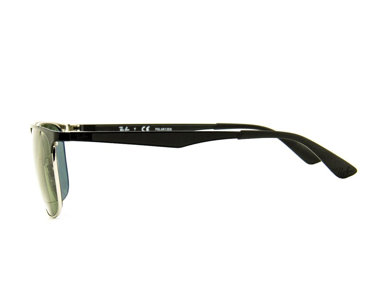 9bc5e9c6e9cc2 Óculos De Sol Ray-ban Rb3569 90049a Polarizado Original - R  590,25 ...