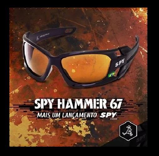 592962a71546e ... original hammer 67 - lente amarela - novo! óculos sol spy · sol spy  óculos. Carregando zoom.