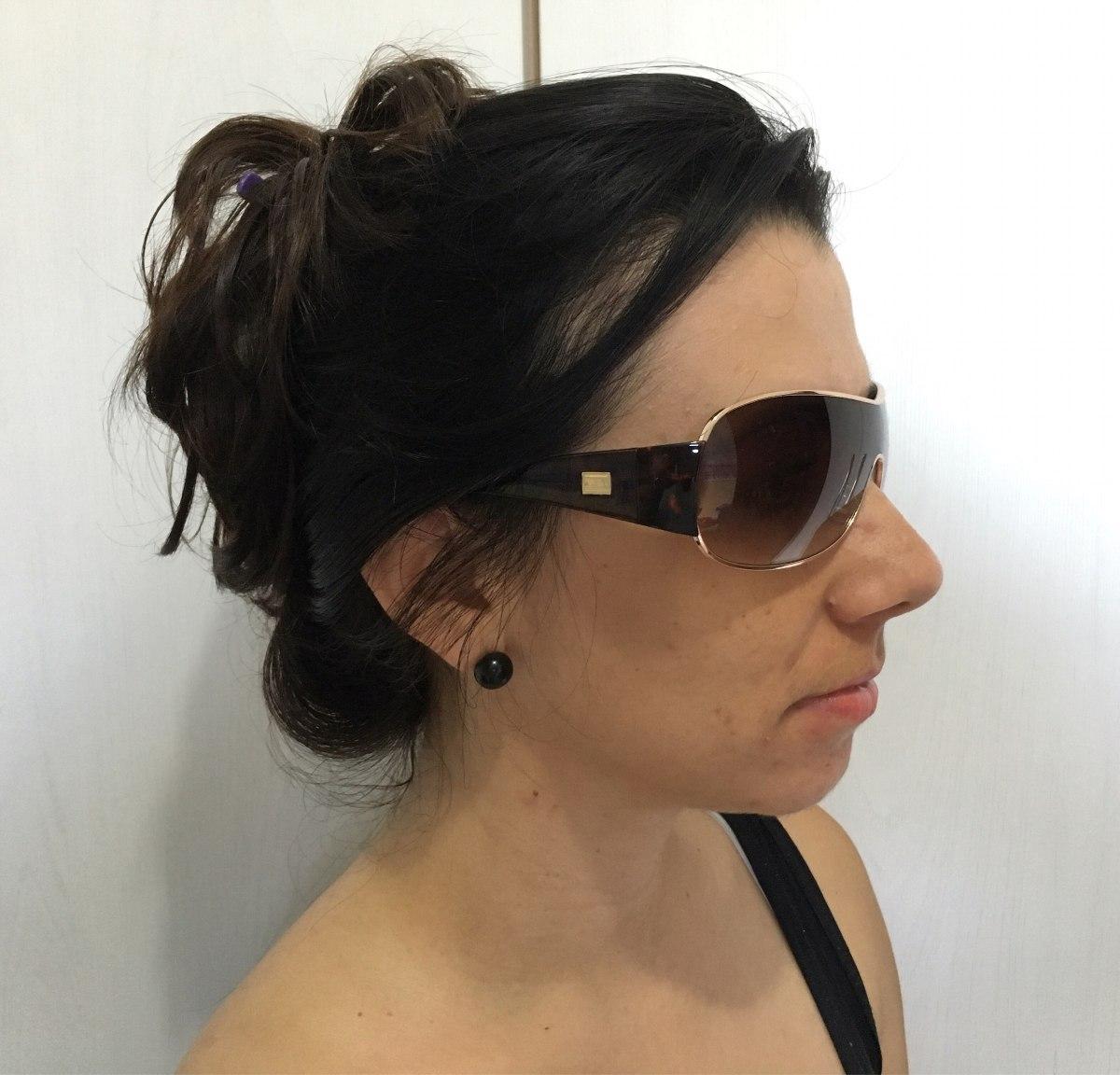 94be77139 Óculos De Sol Tommy Hilfigerhilfinger Original Tipo Máscara - R$ 349 ...